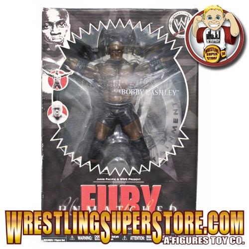 WWE Jakks Unmatched Fury Bobby Lashley