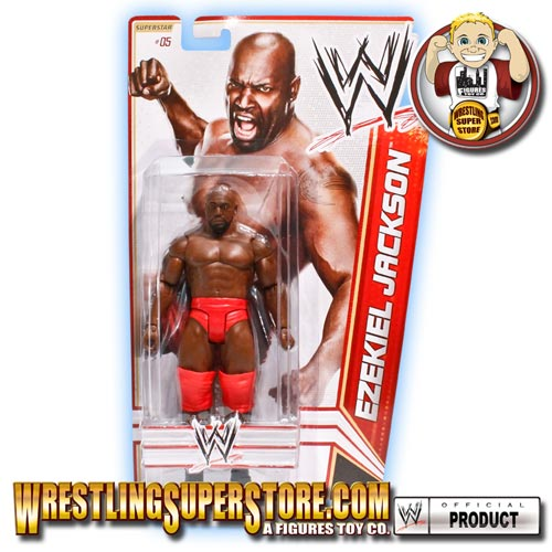 Ezekiel Jackson Toy Ezekiel Jackson Figure