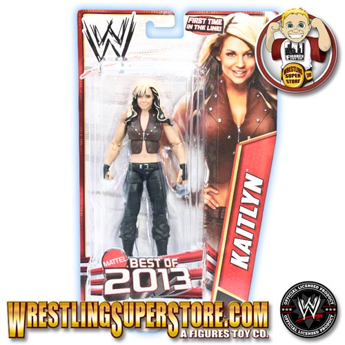 Wwe Kaitlyn Action Figure Object moved