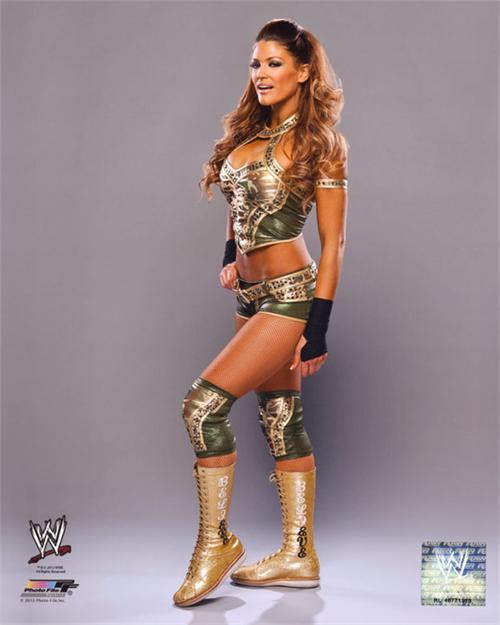WWE Eve Studio Shot We...