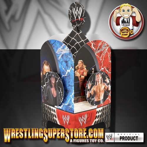 WWE Centerpiece For Birthday Party