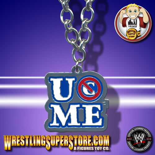 Wwe john cena you cant see me ladies pendant mozeypictures Gallery