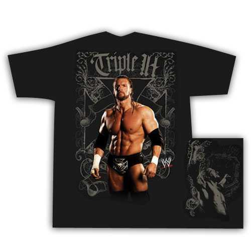 Amazoncom triple h tshirts
