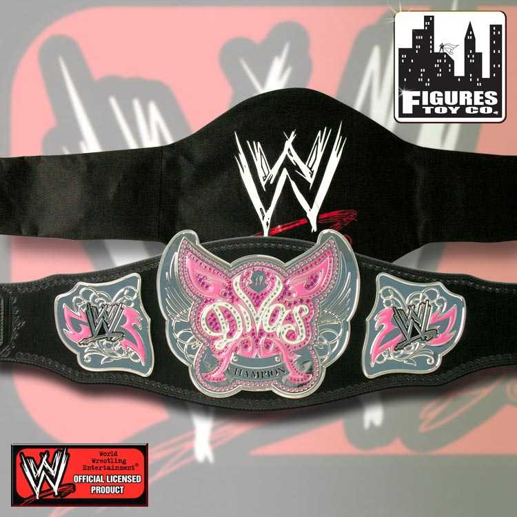 wwe divas championship belt. WWE Divas Championship Adult