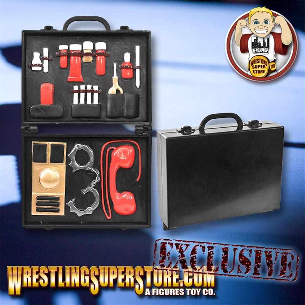 Street Fight Match Accessory Special Deal for WWE Wrestling Action Figures