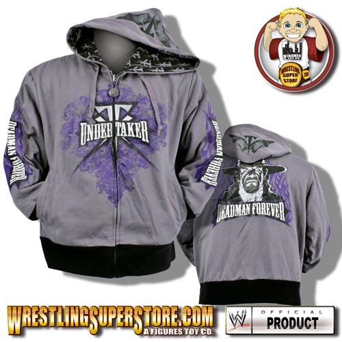 undertaker hoodie