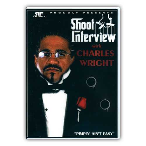 Godfather Charles Wright Shoot Interview DVD