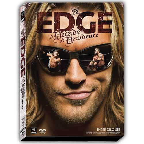 wwe edge wwe champion. WWE Edge - A Decade of