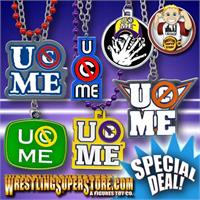Wwe john cena pendant special deal mozeypictures Gallery