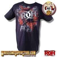 Ring of Honor ROH Adult Size T-Shirts & Apparel