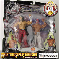 WWE Jakks Action Figures With Creased Card
