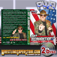 Pro Wrestling Diary Shoot Interview DVD's