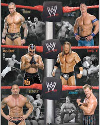 WWE Full-Size Wall Posters