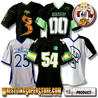 WWE Authentic Jerseys