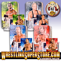 WWE Topps 2009 Collectible Tins
