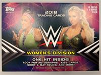 WWE Topps 2018 Womens Division Trading Cards