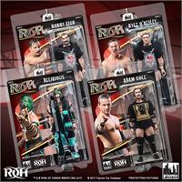 FTC Ring of Honor Wrestling Action Figures and Accessories