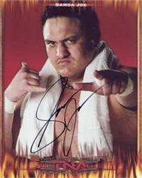 TNA Autographed 8 by 10 Photos