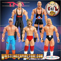 TNA Action Figures